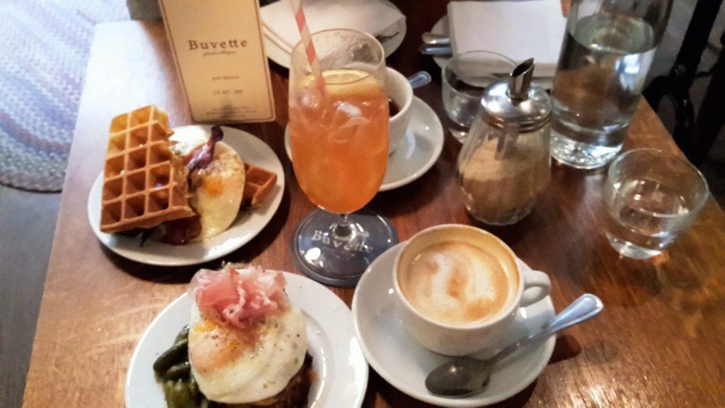 Frühstück Paris