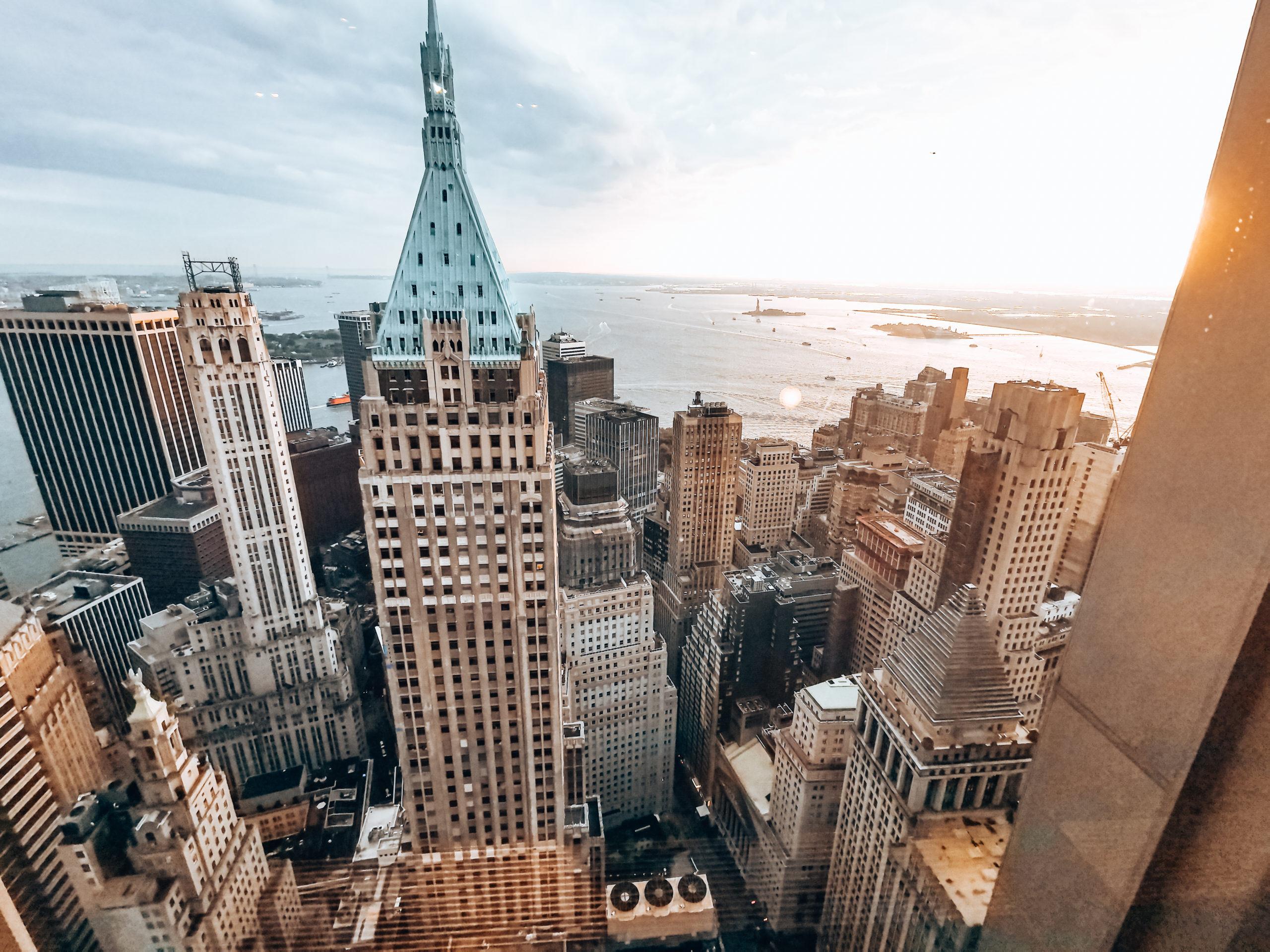 New York Reisen mit Rollstuhl