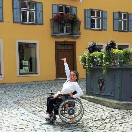 Reisen mit Rollstuhl