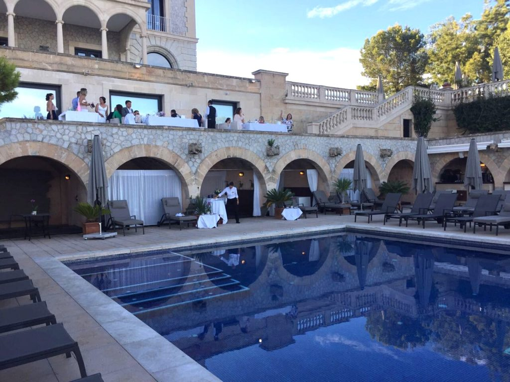 Hotelpool Mallorca