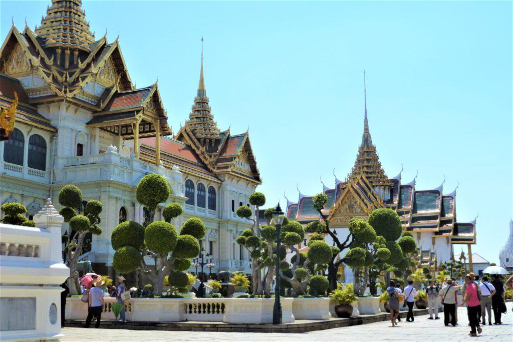 Bangkok barrierefrei