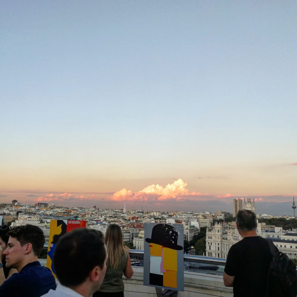 Rooftop Madrid