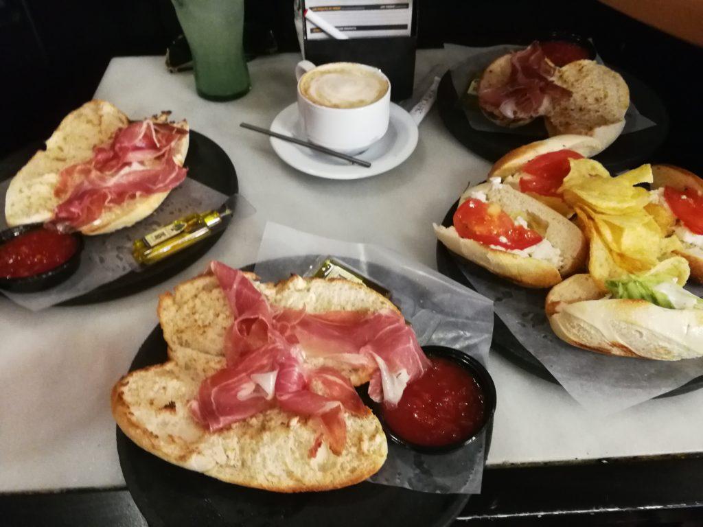 Essen Madrid