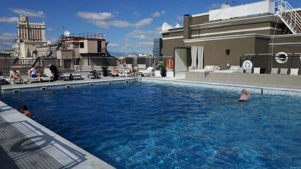 Hotelpool Madrid