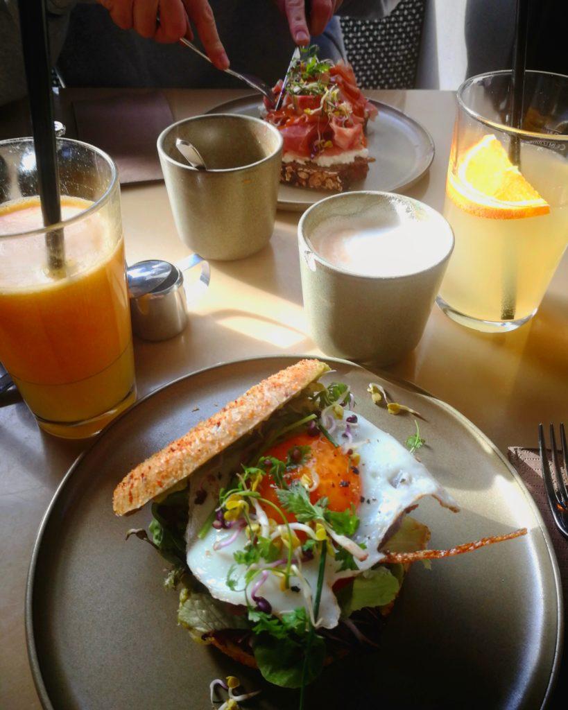 Frühstück München