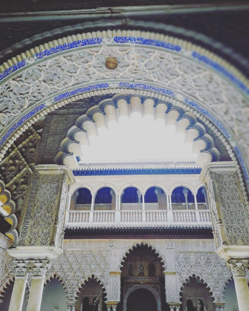 Palast Sevilla