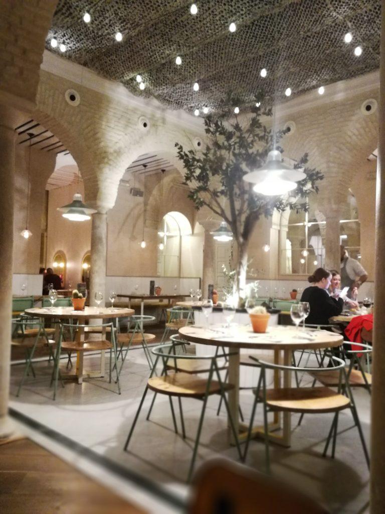 Restaurant Sevilla