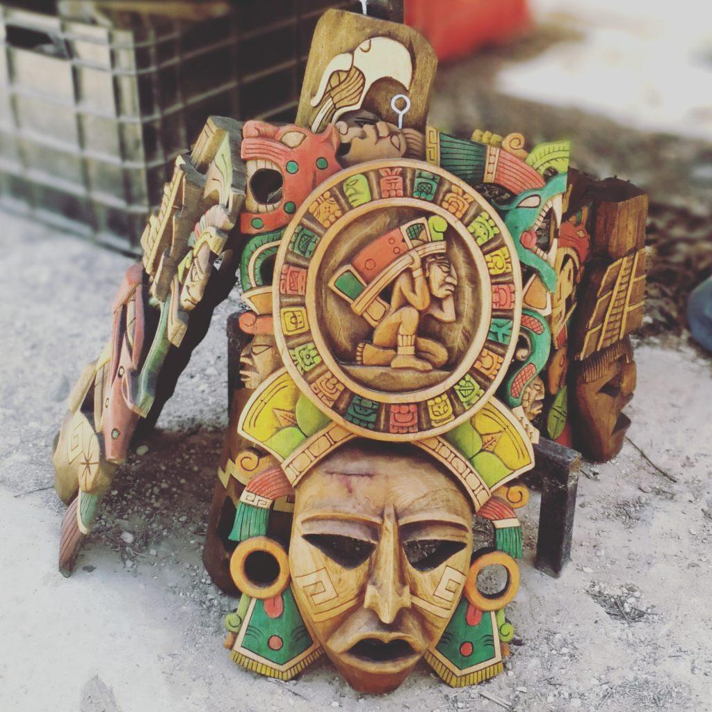 Masken Mexiko
