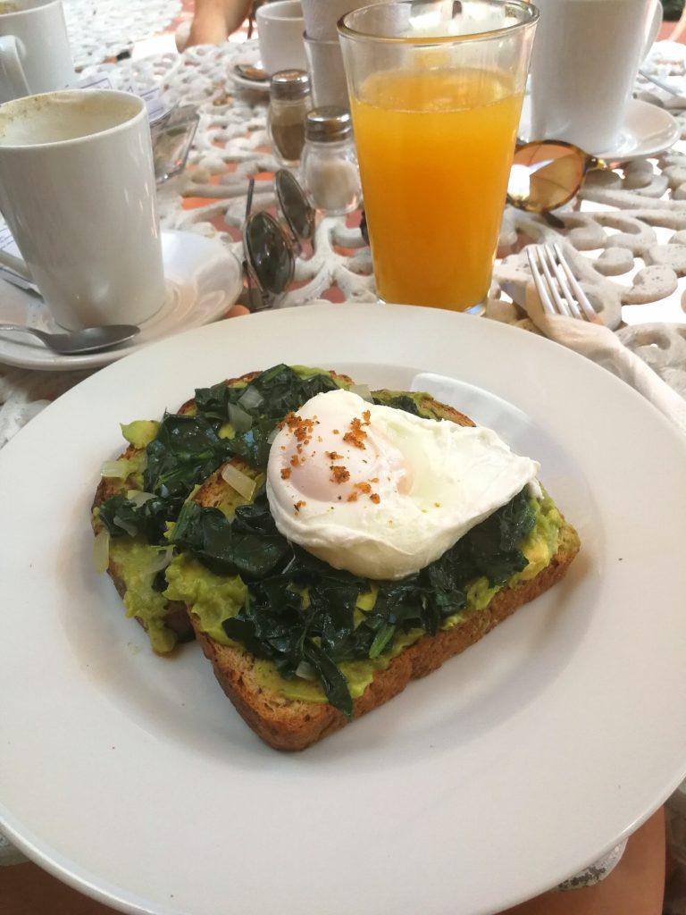 Frühstück Tulum