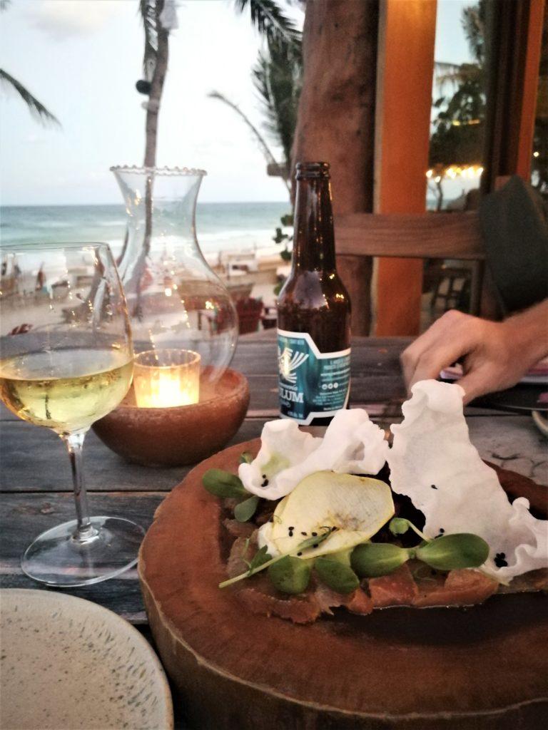 Strandrestaurant Tulum