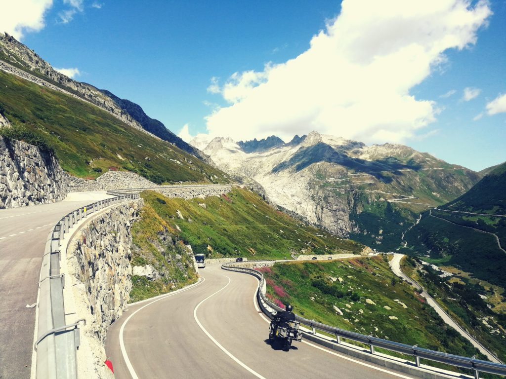 Straßen Schweiz