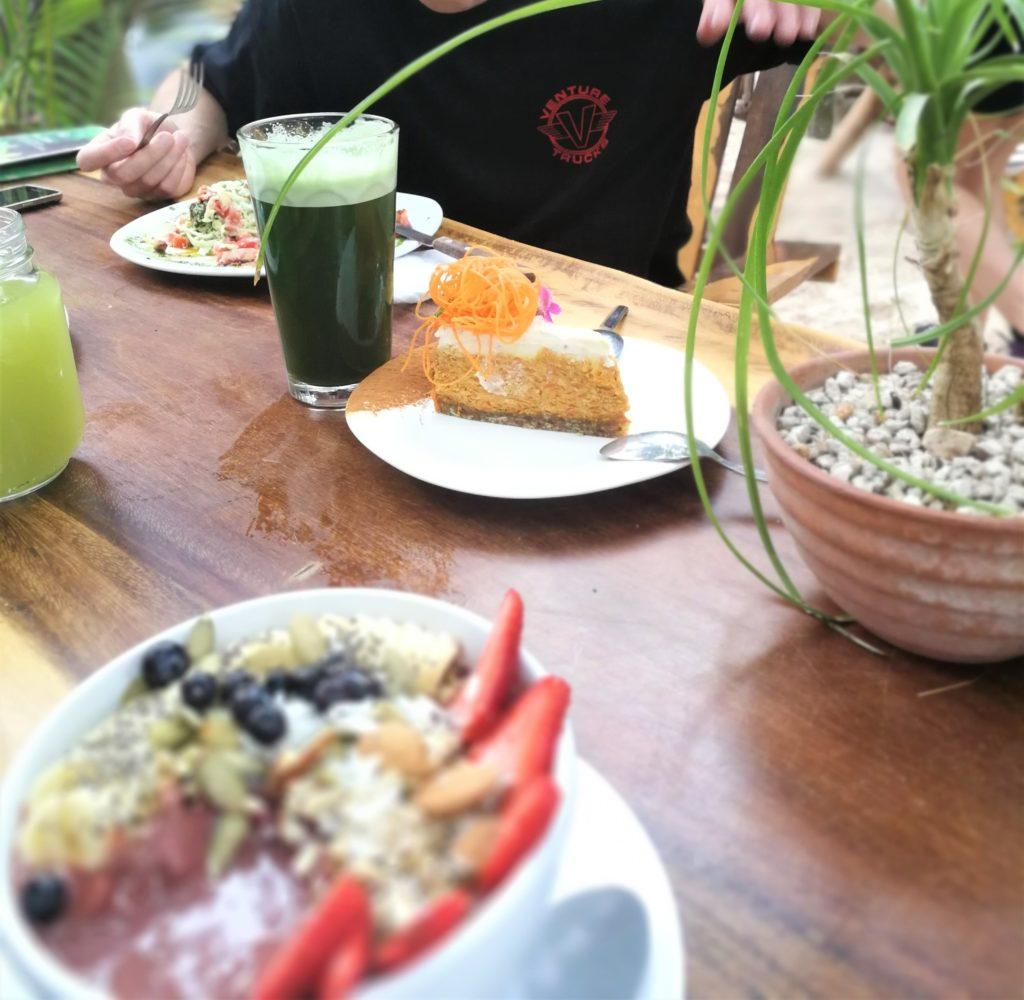 Veganes Cafe Tulum