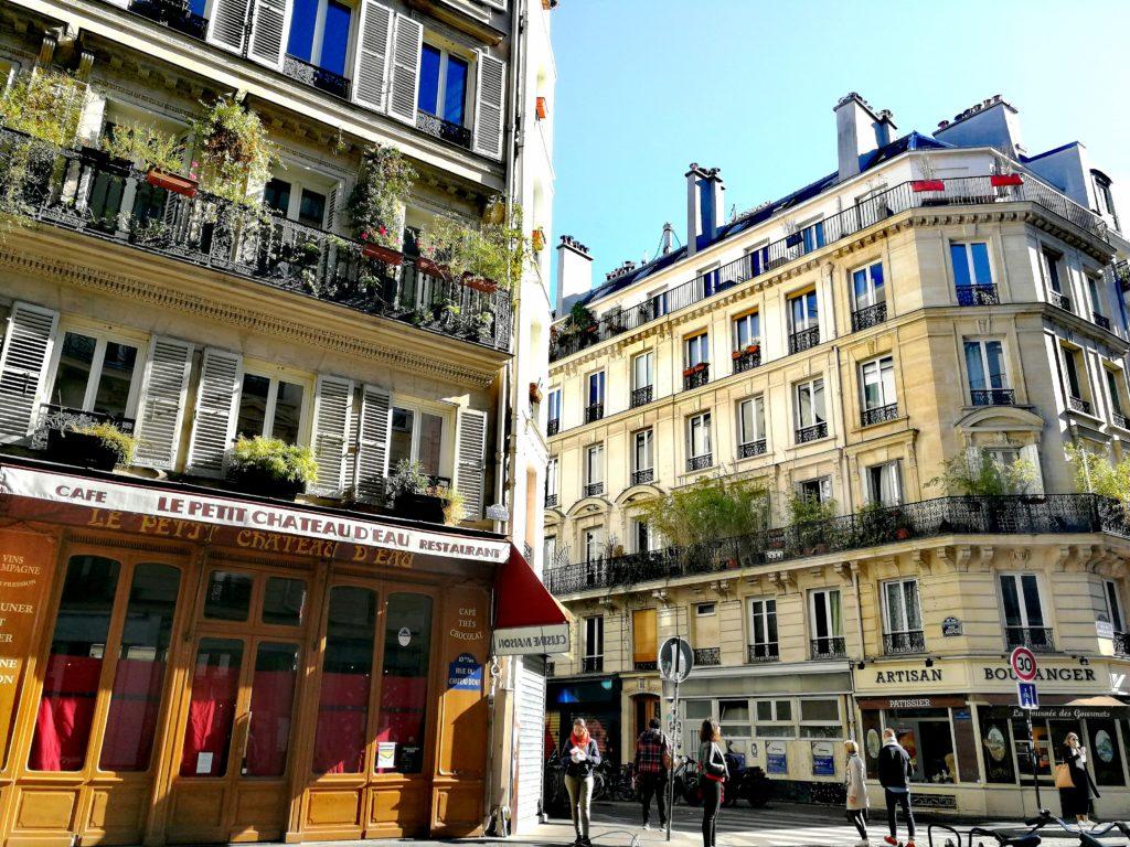 Straßen Paris