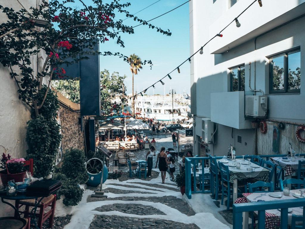 Straßen von Kos