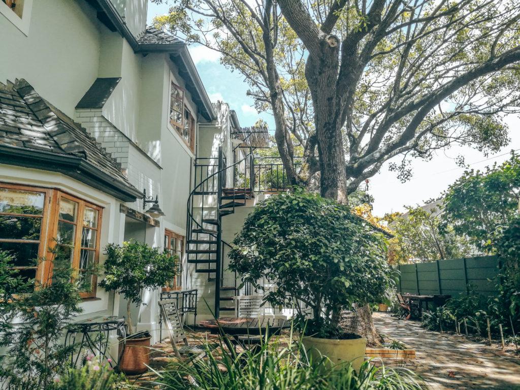 Garten Kapstadt