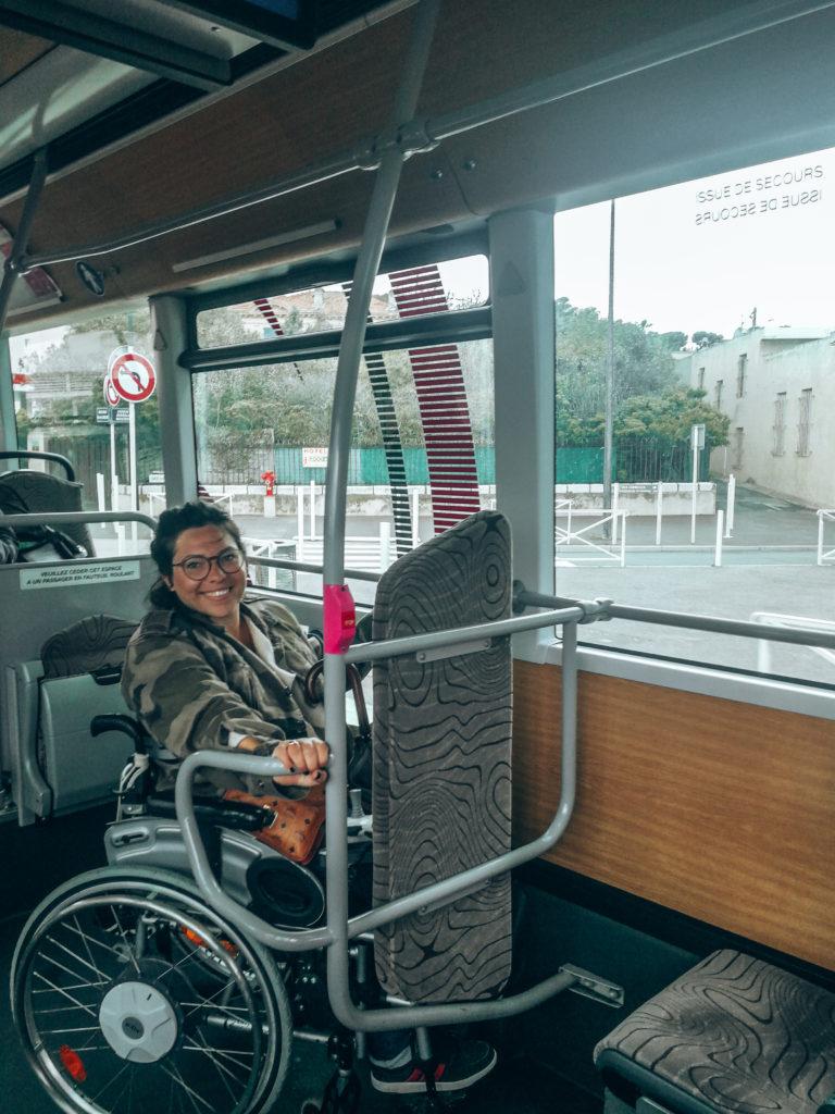 Urlaub mit Rollstuhl
