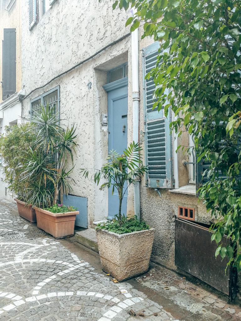 Gassen in Frankreich