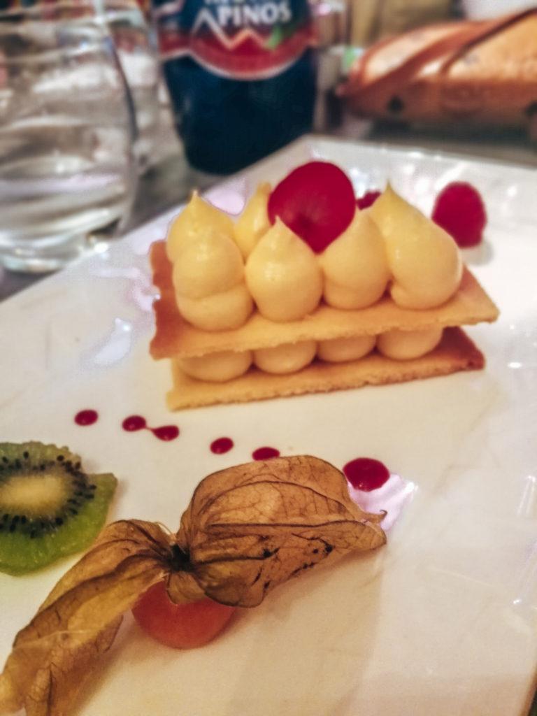 Restaurant Frankreich