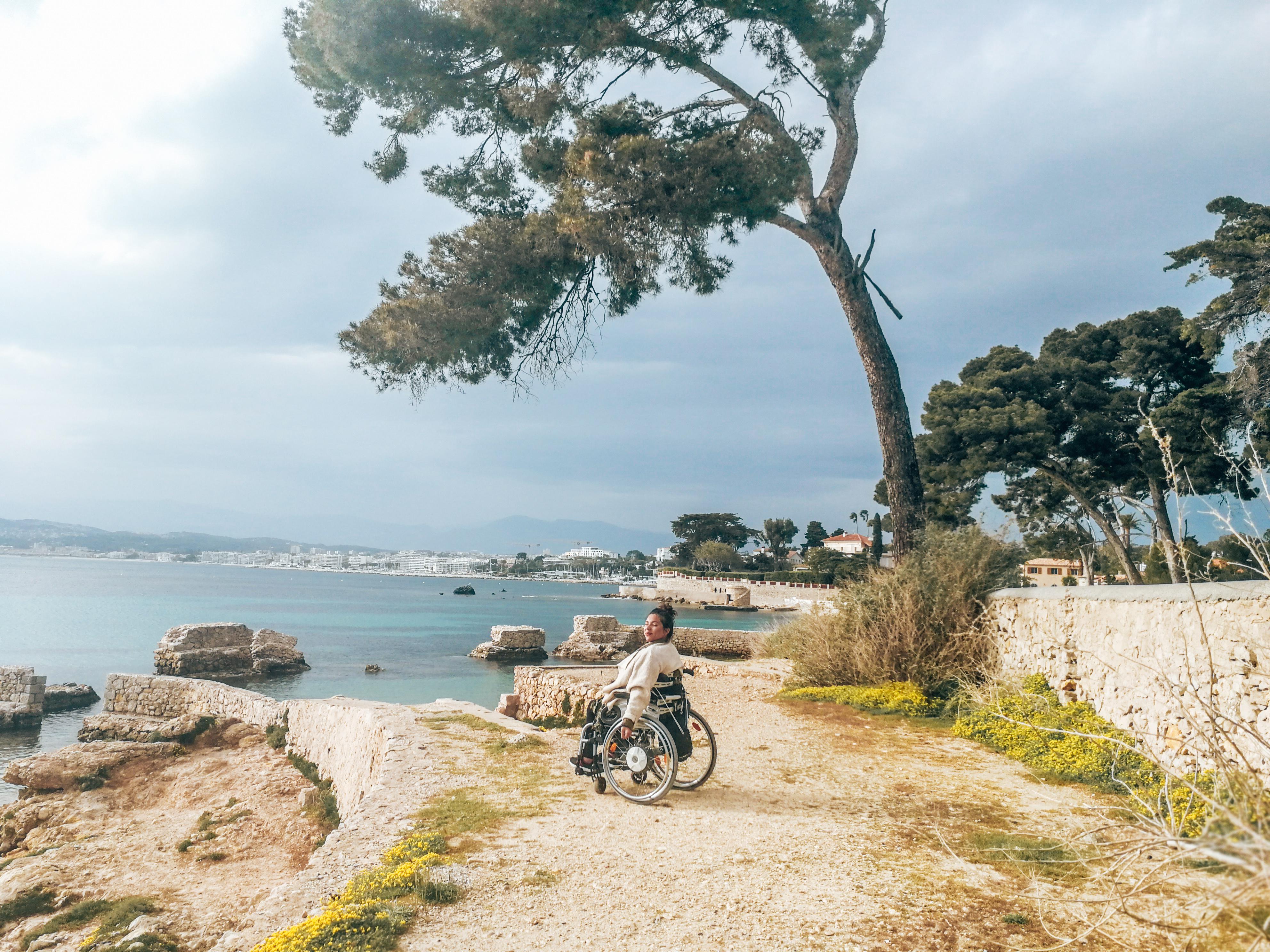 Antibes Urlaub An Der Côte Dazur Wheelie Wanderlust