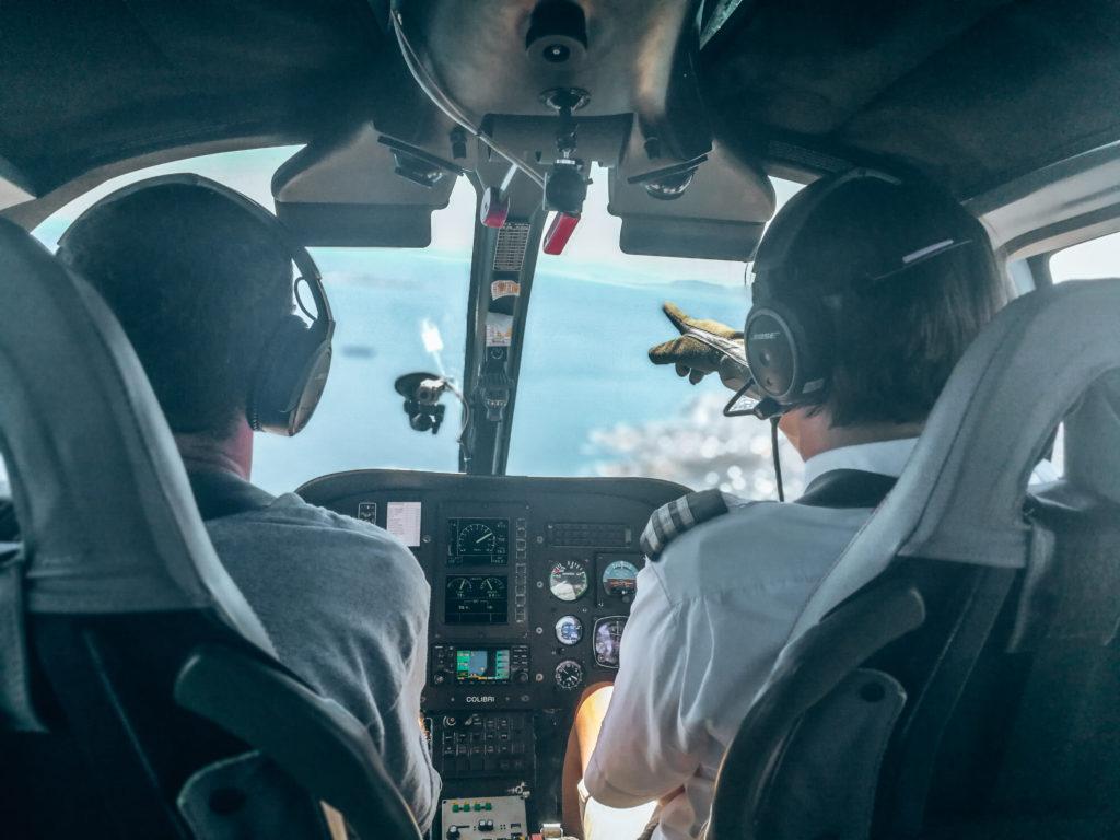 Hubschrauber Kapstadt