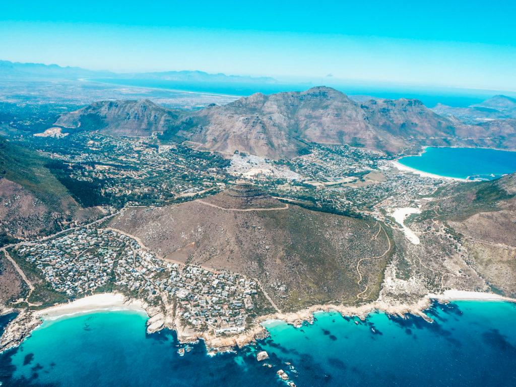 Südafrika von oben