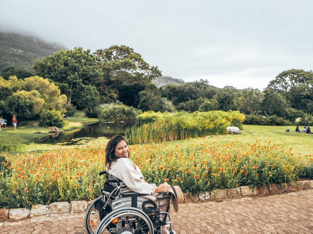 Wheelchair Capetown