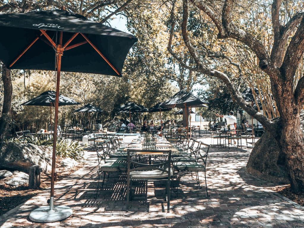 Restaurant Stellenbosch