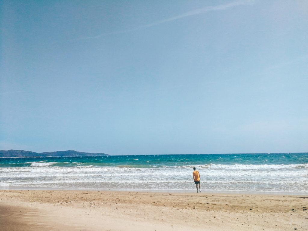 Strand Frankreich