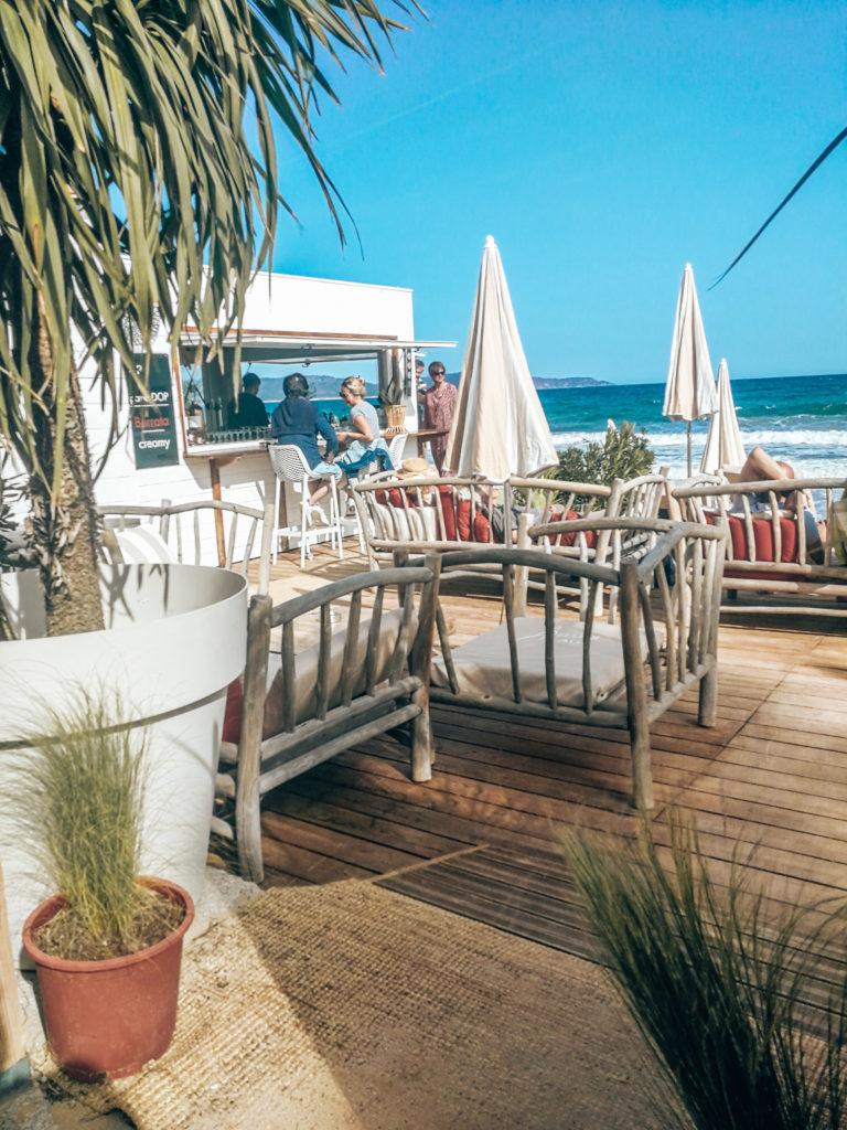Strand Cavalaire-sur-mer