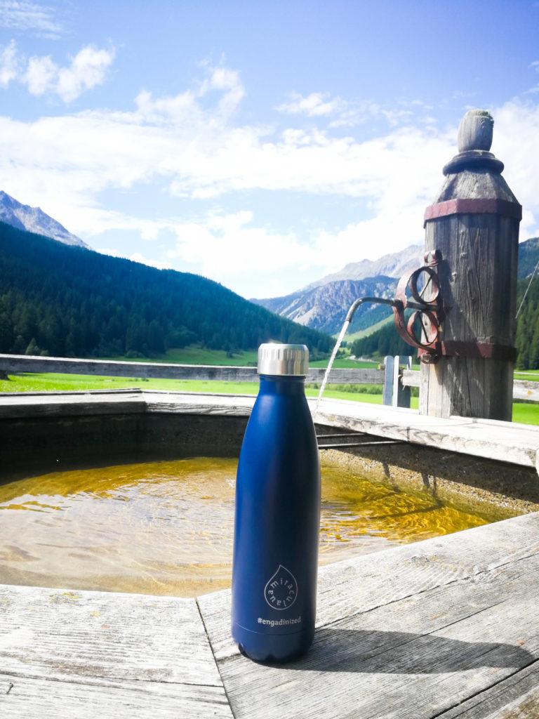 Scuol Mineralwasser