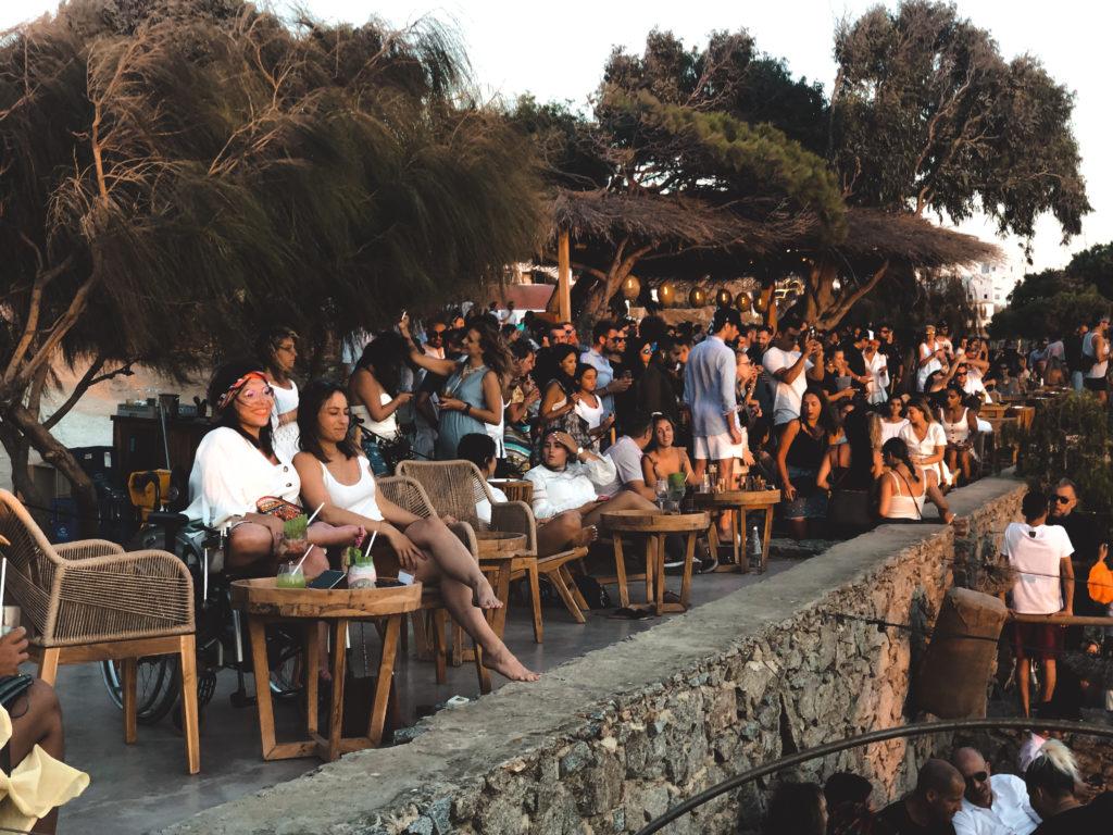 SUndowner Mykonos
