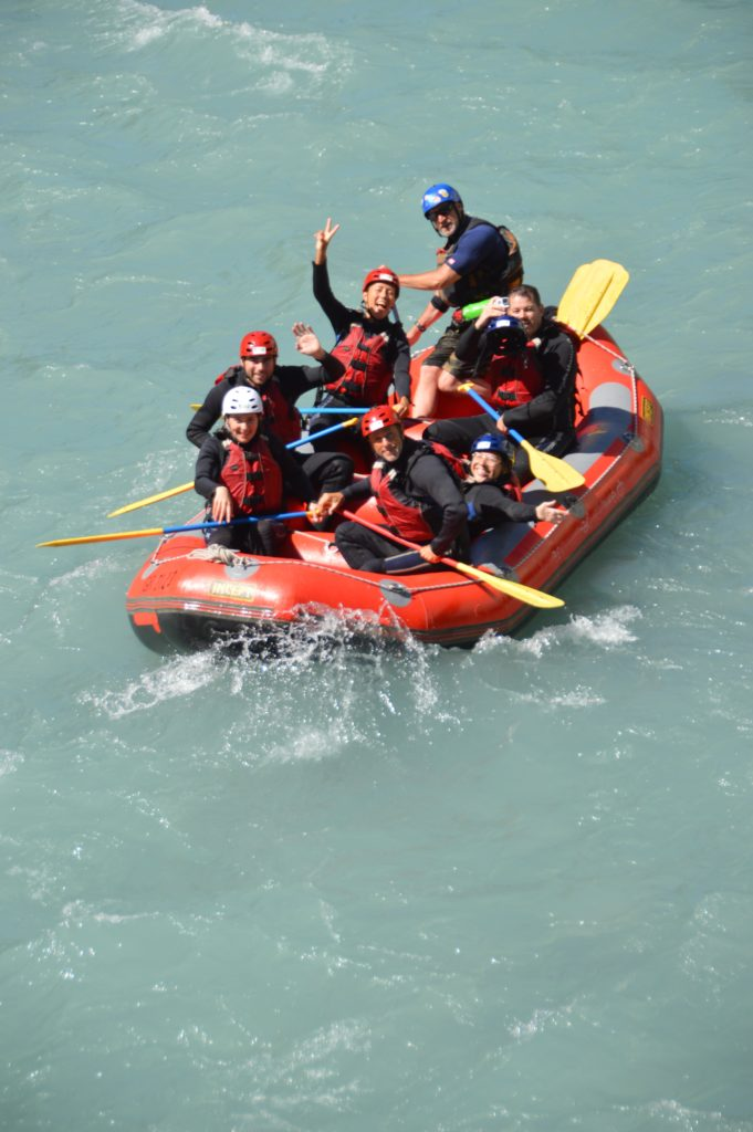 Rafting Boot