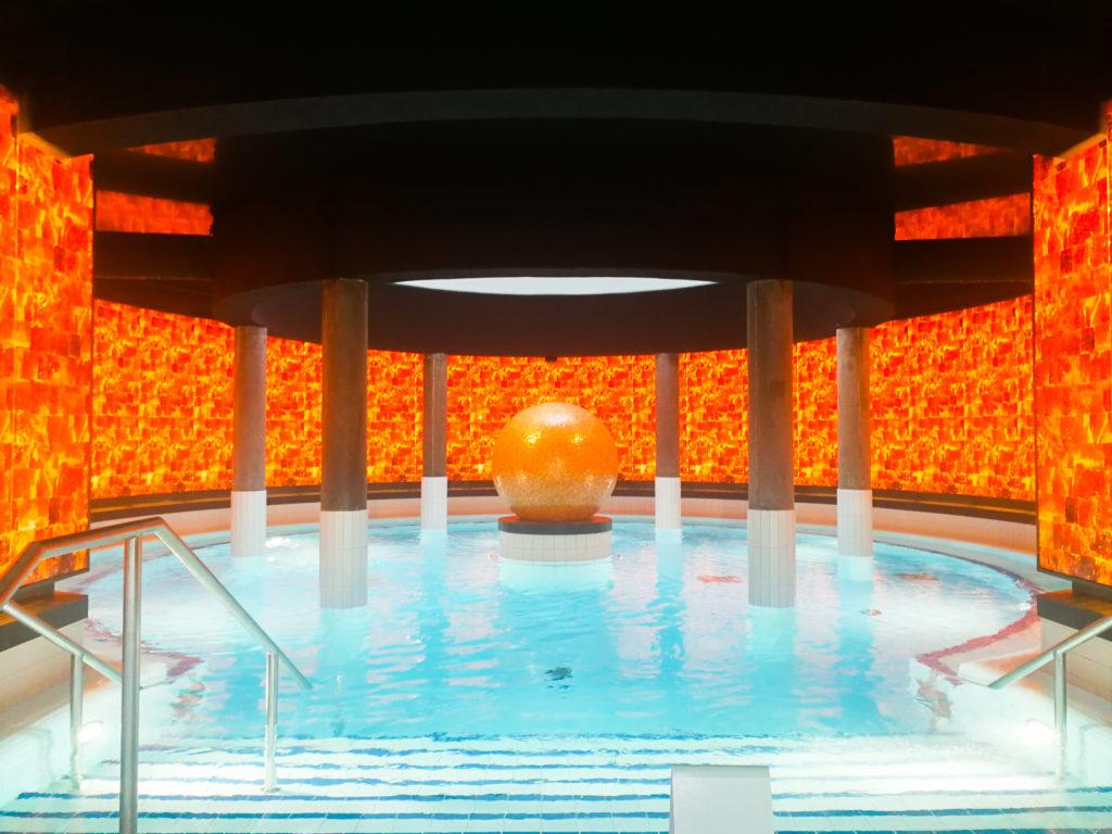 Schweiz Schwimmbad