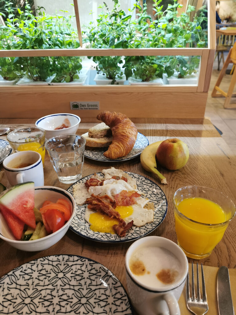 Frühstück Efteling