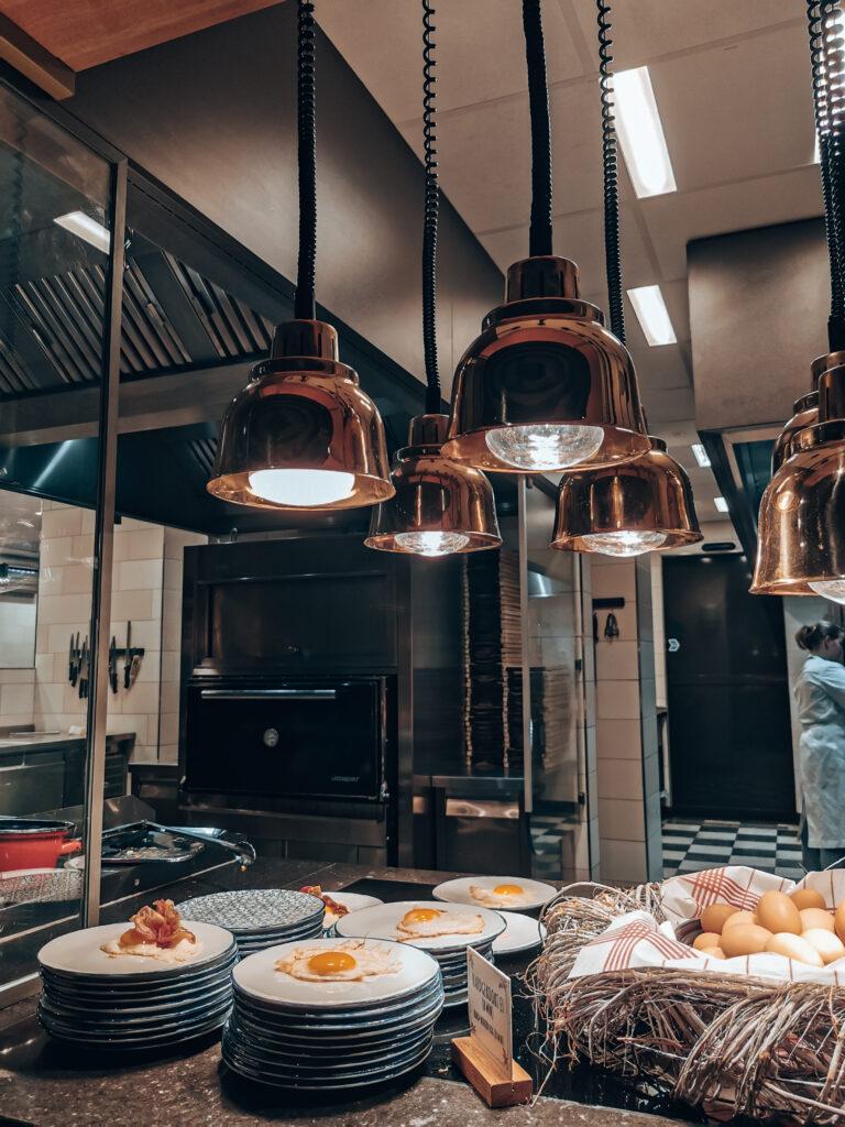 Frühstücksbuffet Efteling Loonsche Land