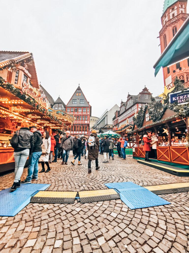 Weihnachtsmarkt barrierefrei