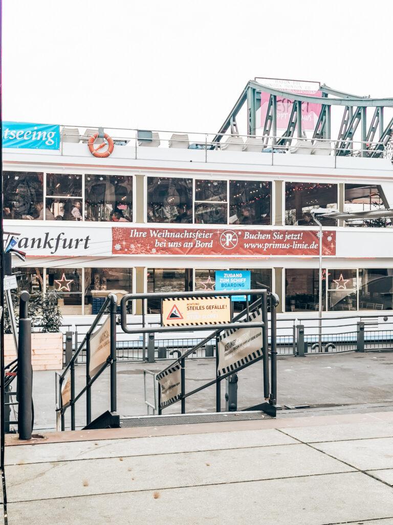 Frankfurt barrierefrei