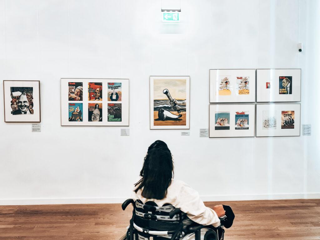 Titaninic Ausstellung