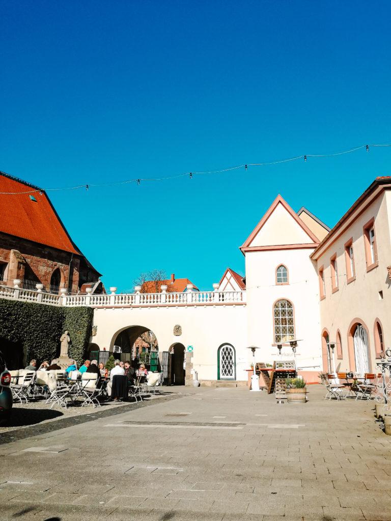 Wachenheim barrierefrei