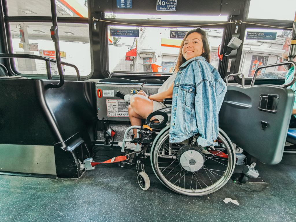 Rollstuhl New York