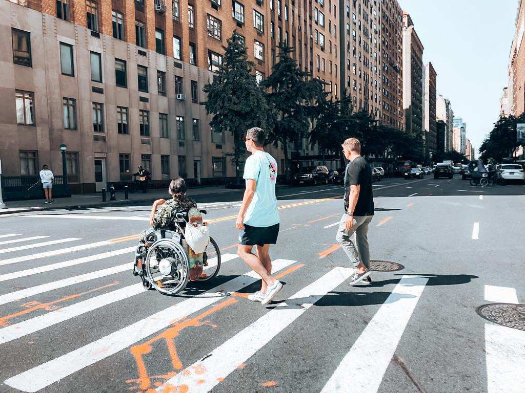 Barrierefrei durch New York