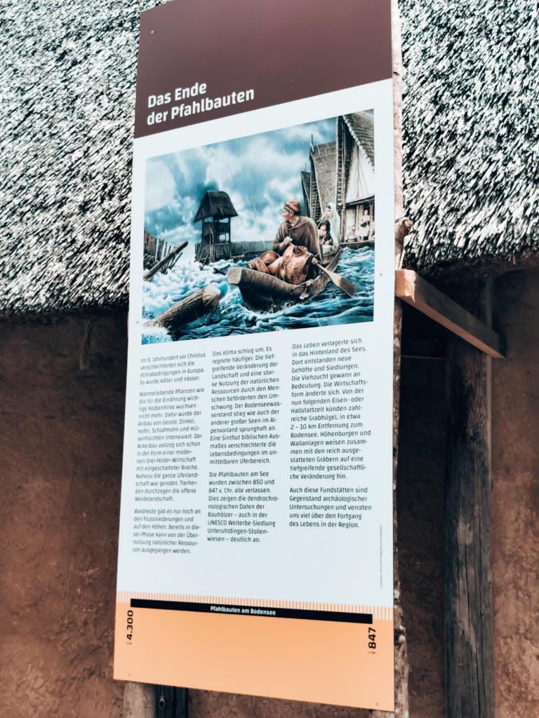 Pfahlbauten Museum
