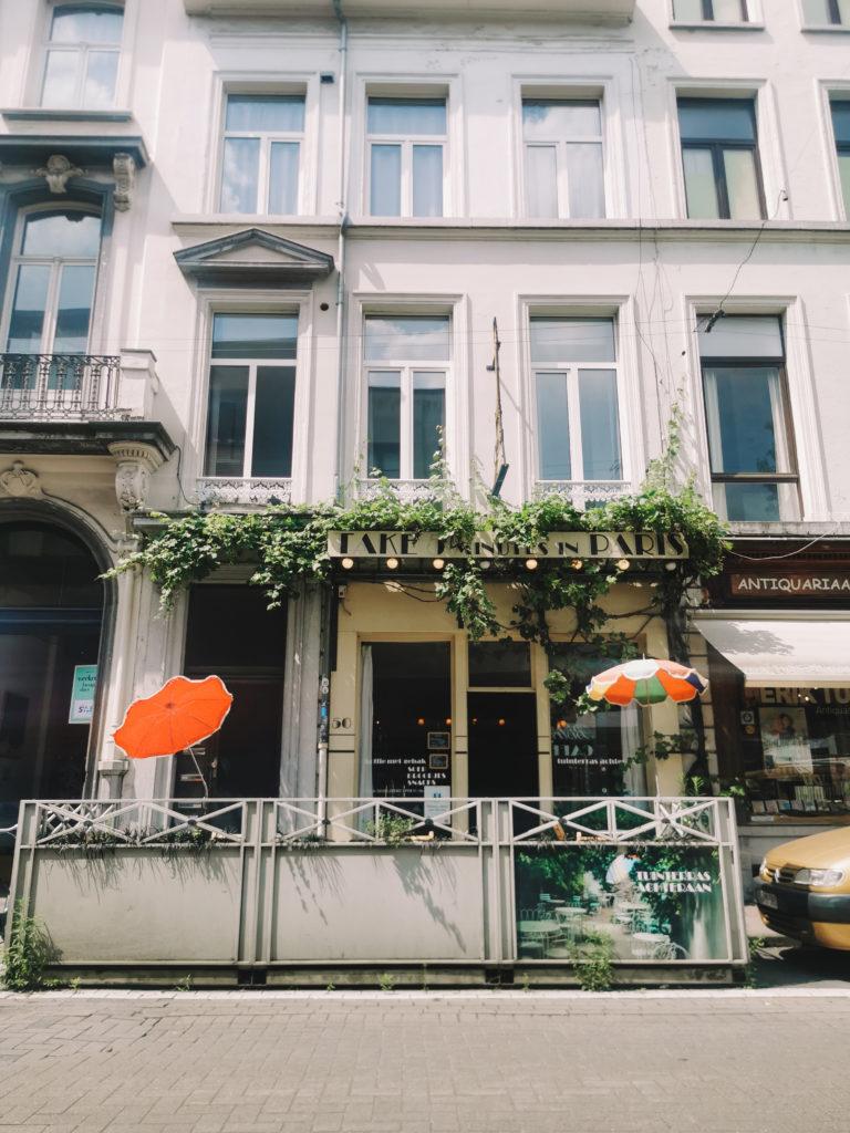 Kloosterstraat Antwerpen