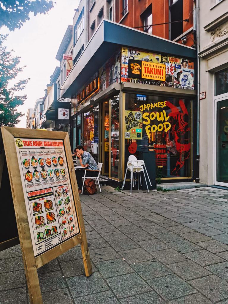 Takumi Antwerpen
