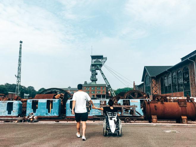 Dortmund mit Rollstuhl entdecken