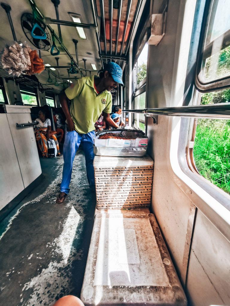 Train Ride Sri Lanka