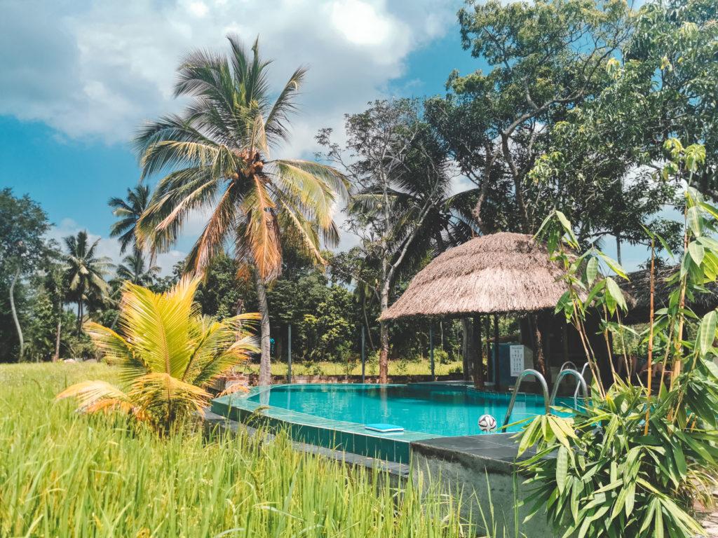 Gästehaus Sri Lanka