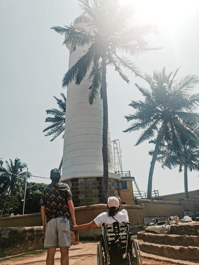 Sri Lanka barrierefrei