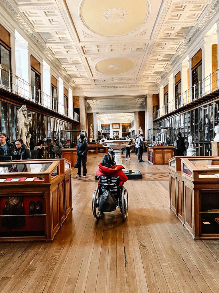 Bibliothek London