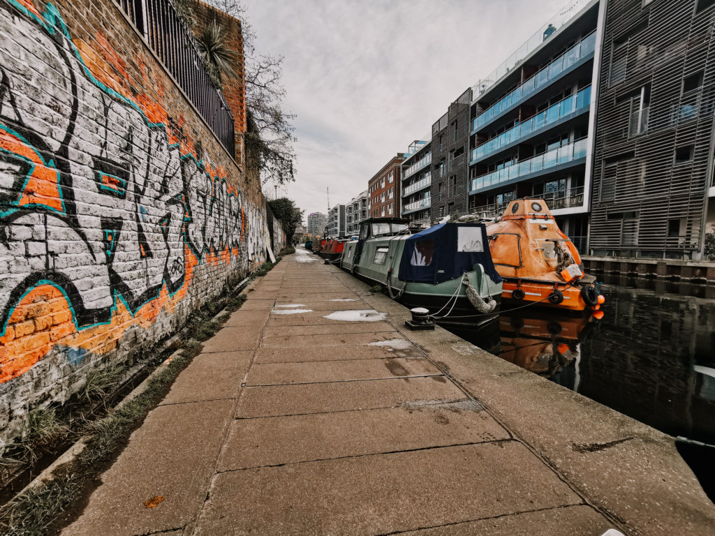 Regent´s Canal Towpath